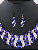 billige Trendy smykker-Dame dusk Vintage Oversized Legering Daglig