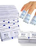 billige Neglelakk og gellakk-Neglelakk UV-Gel 100 pcs Enkel Dypp av langvarig Dagligdagstøy Enkel Stilig Design