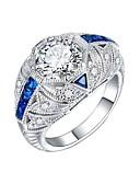 povoljno Haljine za NG-Žene Prsten 1pc Plava Legura Rođendan Dnevno Jewelry Lijep
