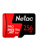 cheap Phone Cables & Chargers-Netac 256GB memory card UHS-I U3 / V30 P500pro