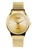 ราคาถูก นาฬิกาข้อมือ-สำหรับผู้หญิง นาฬิกาสร้อยข้อมือ นาฬิกาทอง นาฬิกาอิเล็กทรอนิกส์ (Quartz) สไตล์สมัยใหม่ สไตล์ ดำ / เงิน / ทอง 30 m Diamond นาฬิกาใส่ลำลอง ระบบอนาล็อก คลาสสิก แฟชั่น - สีดำ สีเงิน ทองกุหลาบ / หนึ่งปี