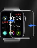 billiga Smartwatch-fodral-Skärmskydd Till Apple Watch Series 4 PET Högupplöst (HD) / Ultratunnt 1 st