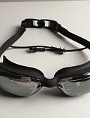 ราคาถูก ชุดดำน้ำ-แว่นตาว่ายน้ำ กลางแจ้ง การว่ายน้ำ มิร์เรอร์ PC โพลีคาร์บอเนต โปร่งแสง