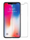 baratos Protetores de Tela para Huawei-AppleScreen ProtectoriPhone XS Alta Definição (HD) Protetor de Tela Frontal 1 Pça. Vidro Temperado