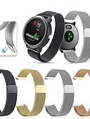 povoljno Smartwatch bendovi-Pogledajte Band za vivomove HR / Vivoactive 3 Garmin Sportski remen / Preklopna metalna narukvica Nehrđajući čelik Traka za ruku