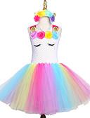 ราคาถูก เดรสเด็กผู้หญิง-สาวชุดบัลเล่ต์ t ulle ค่ำพรรคเดรสบอลชุดฮาโลวีนเครื่องแต่งกายแบบคาดศีรษะ