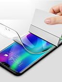 Χαμηλού Κόστους Προστατευτικά οθόνης για iPhone-Samsung GalaxyScreen ProtectorS9 Υψηλή Ανάλυση (HD) Προστατευτικό μπροστινής οθόνης 1 τμχ TPU Hydrogel