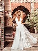 Χαμηλού Κόστους Βίντατζ Βασίλισσα-γυναικείο φόρεμα swing γόνατο γυναικών λευκό s m l xl