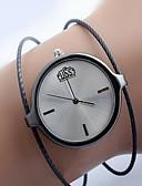 ราคาถูก ชุดเดรสพิมพ์ลาย-สำหรับผู้หญิง นาฬิกาควอตส์ นาฬิกาอิเล็กทรอนิกส์ (Quartz) สไตล์วินเทจ สแตนเลส ดำ / เงิน / Rose Gold นาฬิกาใส่ลำลอง ระบบอนาล็อก วินเทจ แฟชั่น - สีดำ สีเงิน ทองกุหลาบ หนึ่งปี อายุการใช้งานแบตเตอรี่