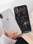 baratos Capinhas para iPhone-Caso para apple iphone xr / iphone xs brilho máximo brilho / padrão tampa traseira brilho brilho macio tpu para iphone x / xs / 6/6 plus / 6 s / 6 s plus / 7/7 plus / 8/8 plus