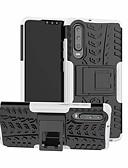 ราคาถูก เคสสำหรับโทรศัพท์มือถือ-Case สำหรับ Huawei Huawei P30 / Huawei P30 Pro / Huawei P30 Lite Shockproof / with Stand ปกหลัง สีพื้น Hard พลาสติก