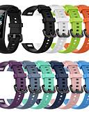 baratos Bandas de Smartwatch-Pulseiras de Relógio para Huawei Honor Band 4 Huawei Pulseira Esportiva Silicone Tira de Pulso