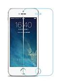 povoljno Zaštitne folije za iPhone-AppleScreen ProtectoriPhone SE / 5s Visoka rezolucija (HD) Prednja zaštitna folija 1 kom. Kaljeno staklo