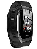 זול להקות Smartwatch-e18 שעון חכם BT 4.0 כושר מעקב גשש להודיע & קצב הלב לפקח Waterproof wristband עבור Samsung / huawei / iPhone