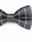 olcso Férfi nyakkendők és csokornyakkendők-Férfi / Fiú Csíkos Party / Munkahelyi - Csokornyakkendő