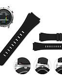 ราคาถูก วง Smartwatch-สายนาฬิกา สำหรับ Fenix Chronos Garmin สายยางสำหรับเส้นกีฬา ยางทำจากซิลิคอน สายห้อยข้อมือ