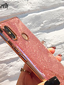 ราคาถูก เคสสำหรับโทรศัพท์มือถือ-Case สำหรับ Huawei Huawei P20 / Huawei P20 Pro / Huawei P20 lite Plating / Glitter Shine ปกหลัง โปร่งใส / Glitter Shine Soft TPU / P10 Plus / P10 Lite / P10