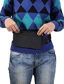 billige Smartwatch Case-Etui Til Blackberry / Apple / Samsung Galaxy Universell Kortholder Magetasker Ensfarget Myk Nylon
