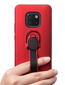 ราคาถูก เคสสำหรับโทรศัพท์มือถือ-Case สำหรับ Huawei Huawei Mate 20 lite / Huawei Mate 20 pro / Huawei Mate 20 Shockproof / ที่แขวนห่วง ปกหลัง เกราะ Hard TPU / พีซี
