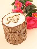 זול שמלות נשף-התאמה אישית קופסאות לטבעת עץ שרשרת צילינדר חרות