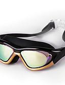 povoljno Lolita moda-Goggles Πισίνα Vodootporno Anti-Magla Anti-UV Otporno na nošenje Plivanje Nesližuće PC PC / Crn Plav Zlato