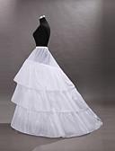 povoljno Stare svjetske nošnje-Nevjesta Classic Lolita 1950-te Haljine Petticoat Krinolina Žene Djevojčice Til Kostim Obala Vintage Cosplay Vjenčanje Party Princeza