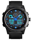 ราคาถูก นาฬิกาดิจิทัล-SKMEI สำหรับผู้ชาย นาฬิกาทหาร นาฬิกา Navy Seal ดิจิตอล ยางทำจากซิลิคอน ดำ 50 m Military นาฬิกาปลุก โครโนกราฟ อะนาล็อก-ดิจิตอล ภายนอก แฟชั่น - สีดำ ฟ้า หนึ่งปี อายุการใช้งานแบตเตอรี่ / แสดงสองเวลา