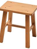 billige Stoler til kjøkken og spisestue-OutdoorStol Moderne Tre Brun