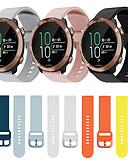 baratos Bandas de Smartwatch-Pulseiras de Relógio para vivomove HR / Vivoactive 3 Garmin Pulseira Esportiva Silicone Tira de Pulso