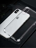 baratos Capinhas para iPhone-apple airbag quatro-gota drop-proof tpu soft shell phone case para apple iphone6 / 6s / 7/8/7 plus / 8 plus / x / xs / xr / xsmax caso de telefone transparente