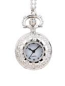 ราคาถูก นาฬิกาสำหรับผู้ชาย-สำหรับผู้ชาย นาฬิกาแบบพกพา นาฬิกาอิเล็กทรอนิกส์ (Quartz) เงิน นาฬิกาใส่ลำลอง ระบบอนาล็อก ไม่เป็นทางการ ภายนอก - สีเงิน