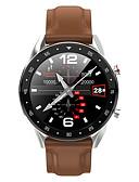 billige Digitale klokker-i7 smart klokke bt fitness tracker support notify og hjertefrekvensmåler full runde skjerm for Samsung / Sony Android-mobiler / iPhone