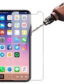 Χαμηλού Κόστους Προστατευτικά οθόνης για iPhone-hd γυαλισμένο γυαλί οθόνη προστατευτικό φιλμ για Apple iphone 4 / 4s se 5 / 5s 6 / 6s 7 8 συν xs x xr xs max