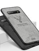 povoljno Zaštitnici zaslona za mobitel-Θήκη Za Samsung Galaxy S9 / S9 Plus / S8 Plus Otporno na trešnju / Reljefni uzorak / Uzorak Stražnja maska Životinja / 3D likovi Mekano TPU / Oxford tkanje