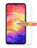 billige Etuier/deksel til Xiaomi-XIAOMIScreen ProtectorXiaomi Redmi Note 7 Høy Oppløsning (HD) Skjermbeskyttelse 2 Stk. Herdet Glass