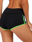 baratos Calças Femininas-Mulheres Calças de Yoga Moderno Corrida Fitness Shorts Roupas Esportivas Respirável Macio Butt Lift Micro-Elástica Delgado