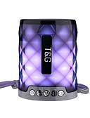 Χαμηλού Κόστους Προστατευτικά οθόνης για Huawei-tg155 ασύρματο ηχείο bluetooth επτά χρώματα φως φορητή κάρτα υπαίθρια σπορ μίνι ήχο