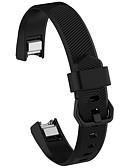 Χαμηλού Κόστους Smartwatch Bands-Παρακολουθήστε Band για Fitbit Alta HR / Fitbit Ace / Fitbit Alta Fitbit Αθλητικό Μπρασελέ σιλικόνη Λουράκι Καρπού