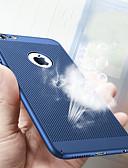 Χαμηλού Κόστους Θήκες iPhone-tok Για Apple iPhone X / iPhone 8 Plus / iPhone 8 Ανθεκτική σε πτώσεις / Εξαιρετικά λεπτή / Παγωμένη Πίσω Κάλυμμα Μονόχρωμο Σκληρή PC