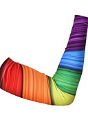 ราคาถูก หมวกเด็ก-ถุงมือยาว fingerless ข้อศอกโพลีเอสเตอร์พื้นฐาน unisex - บล็อกสี