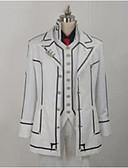 billiga iPhone-fodral-Inspirerad av Vampire Knight Cosplay Animé Cosplay-kostymer Japanska cosplay Suits Enfärgad Långärmad Kappa / Väst / Skjorta Till Herr
