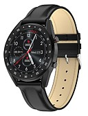 povoljno Pametni satovi-l7 smartwatch ip68 vodootporna fitness narukvica tracker ručni sat ecg mjerač brzine otkucaja srca podsjetnik pametni sat