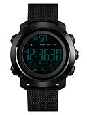Χαμηλού Κόστους αλφαβητάρι-SKMEI®1462 Αντρες γυναίκες Έξυπνο ρολόι Android iOS WIFI Αδιάβροχη Αθλητικά Θερμίδες που Κάηκαν Μεγάλη Αναμονή Smart Χρονόμετρο Βηματόμετρο Υπενθύμιση Κλήσης Ξυπνητήρι Χρονογράφος