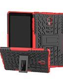 billige Samsung Case-Etui Til Samsung Galaxy Tab S4 10.5 (2018) / Tab A2 10.5 (2018) T595 T590 / Tab S3 9.7 Støtsikker / med stativ Bakdeksel Rustning Hard PC