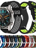 baratos Bandas de Smartwatch-Pulseiras de Relógio para Huawei Assista GT / Watch 2 Pro Huawei Pulseira Esportiva Silicone Tira de Pulso