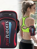 זול מגנים לטלפון-הזרוע תיק היד הזרוע תיק ספורט ריצה שקית ספורט הזרוע עם זרוע מחזיק תיק טלפון נייד תיק 6.4 אינץ '