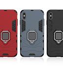 Χαμηλού Κόστους Θήκες iPhone-θήκη για αυτοκίνητο δαχτυλίδι μήλο αντι-πτώση περίπτωση κινητού τηλεφώνου για iphone5 / 5s / 5c / 6 / 6s / 6plus / 6splus / 7/8 / 7plus / 8plus / x / xr / xs / xsmax