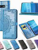 Χαμηλού Κόστους Θήκες & Καλύμματα-tok Για Samsung Galaxy S9 / S9 Plus / S8 Plus Πορτοφόλι / Θήκη καρτών / Ανοιγόμενη Πλήρης Θήκη Λουλούδι Σκληρή PU δέρμα / TPU