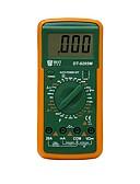זול מחזיקים ומרכבים-9205m מקצועי lcd דיגיטלי מד מתח multimeter ohmmeter בודק אמפר עם בודק זמזום מטר לעומת dt830b rm101 dt9205
