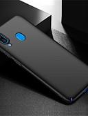 ราคาถูก เคสสำหรับโทรศัพท์มือถือ-Case สำหรับ Samsung Galaxy Galaxy A10 (2019) / Galaxy A30 (2019) / Galaxy A50 (2019) Frosted ตัวกระเป๋าเต็ม สีพื้น Hard พีซี
